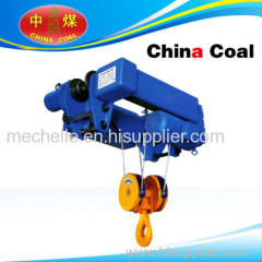 SHA-type wire rop electric hoist