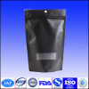 stand up zipper bag with clear window