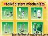 toilet cistern dual flush mechanism /toilet mechanism/Dual flush toilet kit/ Toilet Tank Repair Kit