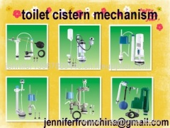 Toilet Cistern Dual Flush Mechanism Kit Tank