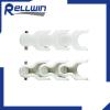 1702 flexible plastic modular slat top conveyor Multiflex chain