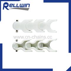 The series of 1702 (50mm) pitch multiflex conveyor chains for Machinery