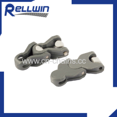 1701 Plastic Multiflex Conveyor Chain for transmission equipment