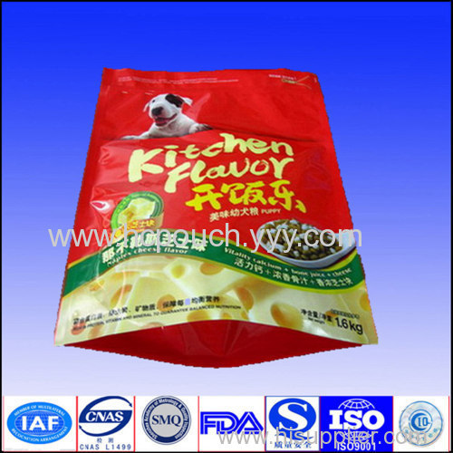 stand up plastic food packaging bags