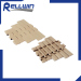 Model Number 821 Anti skidding Plastic Flat Top Chains for Manufacturing