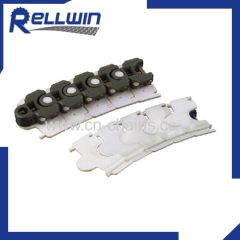 Dynamic engine mechanism chain with high quality
