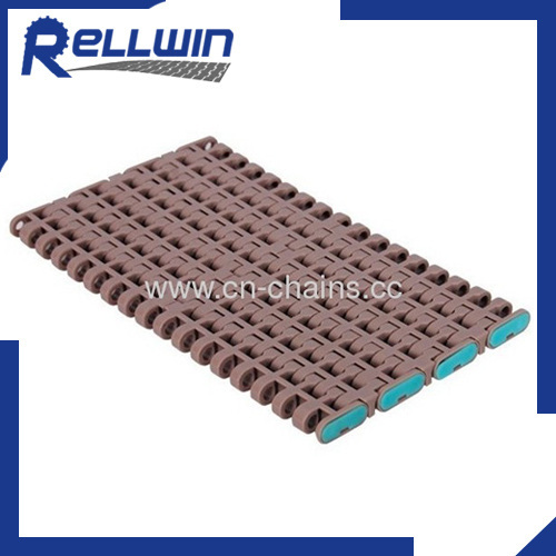 Heat Resistant Conveyor Belt Flush Grid500 12.7mm pitch