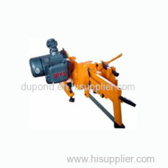 1.0KW electric rail sawing machine made in china