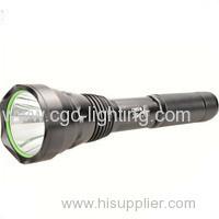CGC-Y25 New design high power military portable CREE LED flashlight
