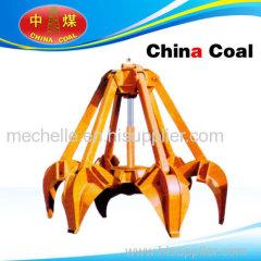 Grab bucket china coal