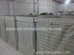 HESCO Barriers Blast Wall personnel and material bunkers