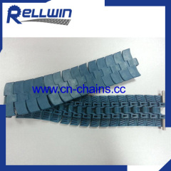 Flat Top magnetflex flex radius conveyor chain