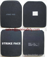 Curvatures/Ballistic plate/ Bulletproof plate/Multicurve plates/ NIJ Level IIIA BHX01