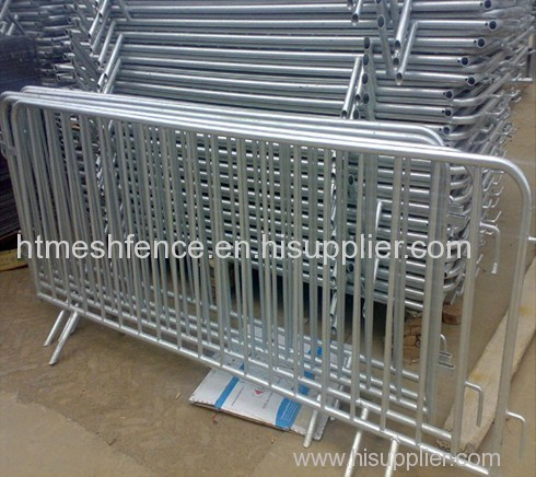 Metal Steel Crowd Control Barrier 1.1*2.23m