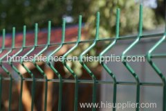 3D Wire mesh fence (commerical type 4mm x 200x50mm)