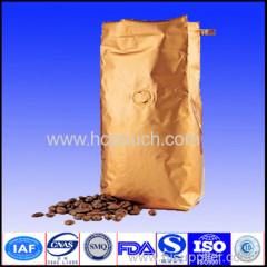 quality coffee pouch bag