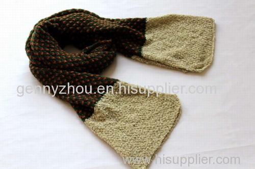 100% Acrylic scarf for 2014