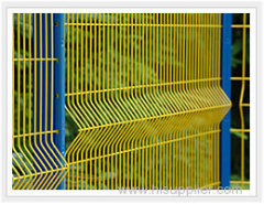 welded fence retractable fence security fence wire fence
