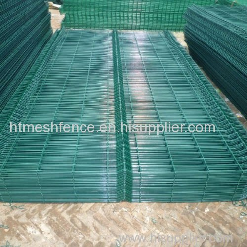 Euro fence panel powder coated euro fence panel pvc coated euro fence panel