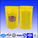 stand up plastic bags with zipper