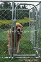 stainless steel dog cage large steel dog cage steel bar dog cage