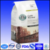 quad sealed coffee pouch