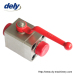 2 way hydraulic ball valve