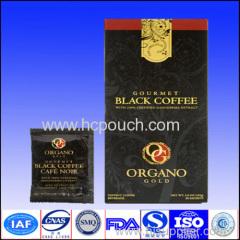 coffee food packaging bag