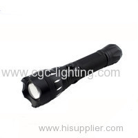 CGC-371 18650 battery aluminium alloy promotion price Rechargeable CREE LED Flashlight