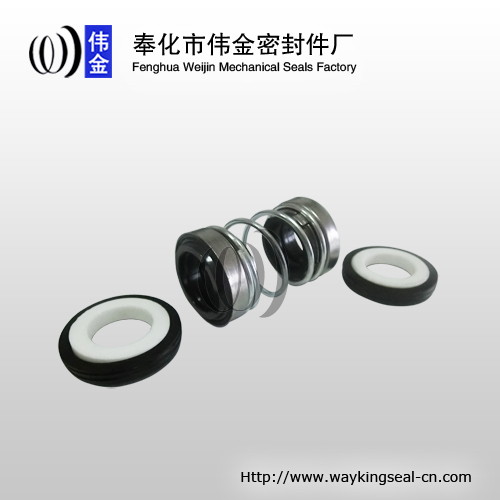 double mechanical pump seal of submersible pumps