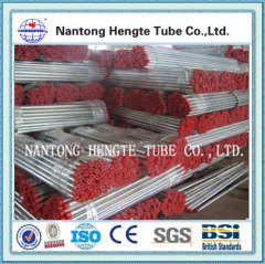Hot dip scaffolding galvanized steel tube
