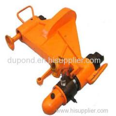 Hydraulic rerailing machine for sale