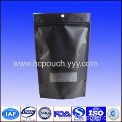 stand up ziplock plastic bags