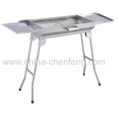 stainless steel foldable asador BBQ braai grills