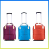 Fashion hot sale duffel bag new design trolley lady travel bag