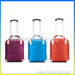 trolley lady travel bag