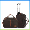 Fashion hot sale duffel new design trolley leisure duffel bag