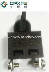 CSF ON/OFF switches for power tool and garden tool