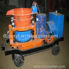 PZ-7 dry type gunite machine for sale,coal mining gunite machine