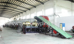 High Quality Tire Recycling Plant