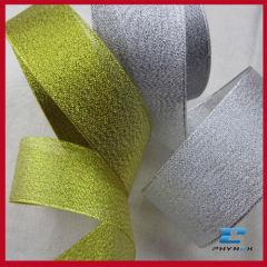 transparent Christmas Metallic Ribbon