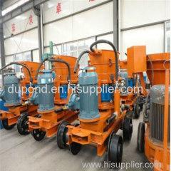 7m3/h gunite machine from manufactory