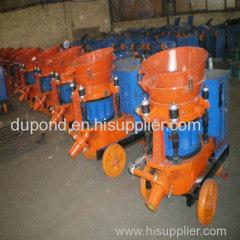 7m3/h gunite machine on sale