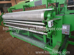 Fully automatic Wire Mesh Rolls Welding Machine Welded Wire Mesh Machine