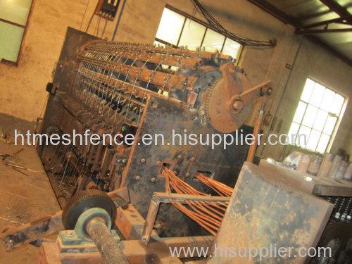 Hinge joint deer mesh machine sheep proof fence machine
