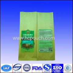 ground coffee pouch es