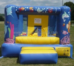 Toddler Mini Inflatable Bounce House In the Sea