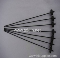 solar water heater of mmo coated titanium anode wire