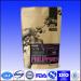 ziplock stand up kraft paper tea bag