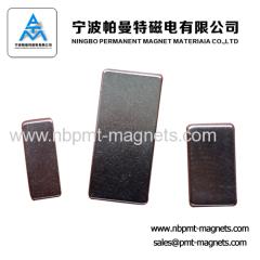Big neodymium block magnet